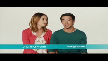 Eharmony Commercial 2018 Speed Dating Actress