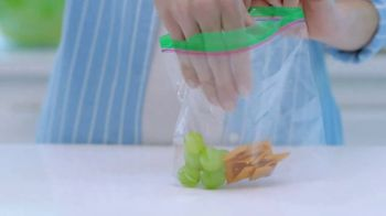 Ziploc TV Spot, 'More Than a Bag: Butterfly'