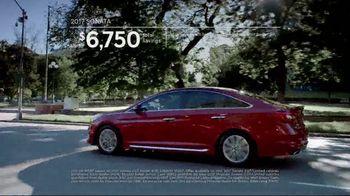 Hyundai 4th of July Sales Event TV Spot, 'Light the Savings: 2017 Sonata'
