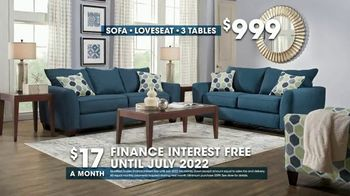 Rooms To Go TV Commercial Hot Buy FivePiece Living Room ISpottv - Buy a sofa on finance