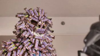 Snickers TV Spot, 'TBS: Snacksquatch'