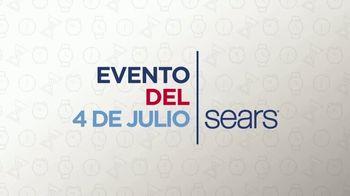 Sears Evento del 4 de Julio TV Spot, 'Electrodomésticos y más' [Spanish]