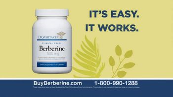 Dr. Whitaker Berberine TV Spot, 'Take Control of Your Blood Sugar'