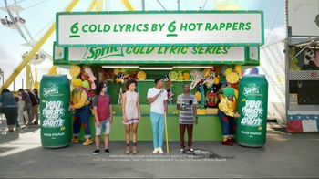 Sprite TV Spot, 'Vince Staples and Random Teenagers in a Summer Sprite Ad' - Thumbnail 9
