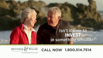 Hennion & Walsh Municipal Bonds TV Spot, 'Sensible'