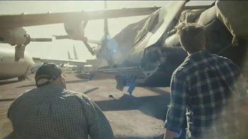 2017 Ram 1500 TV Spot, 'Airplane Rescue: Quad and Regular'