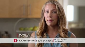LifeLock TV Spot, 'Faces V3'