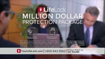 LifeLock TV Spot, 'Faces V3' - Thumbnail 6