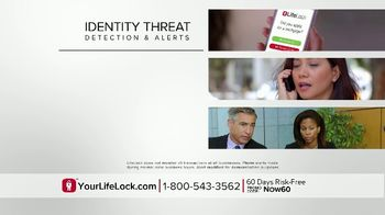 LifeLock TV Spot, 'Faces V3' - Thumbnail 7