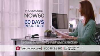 LifeLock TV Spot, 'Faces V3' - Thumbnail 8