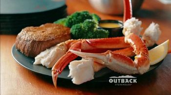 Outback Steakhouse Steak & Crab TV Spot, 'Full Aussie'