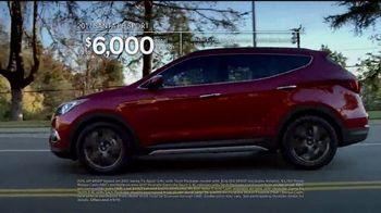 Hyundai 4th of July Sales Event TV Spot, 'Light the Savings: 2017 Santa Fe'