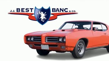 J.J. Best Banc & Co. TV Spot, 'Finance Your Dream Car'