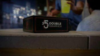 Taco Bell $5 Double Chalupa Box TV Spot, 'Even Better' - Thumbnail 1