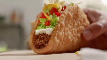 Taco Bell Double Chalupa TV Spot, 'Disfrútala' [Spanish] - Thumbnail 2