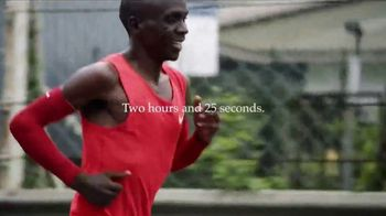 Nike TV Spot, \'Breaking2: Meet the Runners: Eliud Kipchoge\'