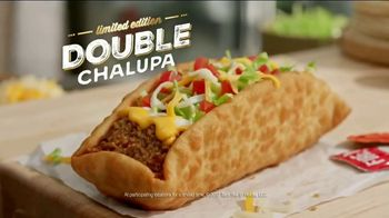 Taco Bell Double Chalupa TV Spot, 'Eclipse'