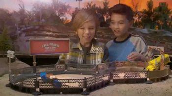 Disney Pixar Cars 3 Crazy 8 Crashers TV Spot, 'Motor Mayhem'