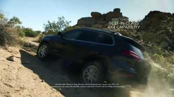 Jeep Drive and Discover Event TV Spot, 'Freedom: Cherokee Latitude'