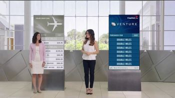 Capital One Venture TV Spot, 'Touchscreens' Featuring Jennifer Garner