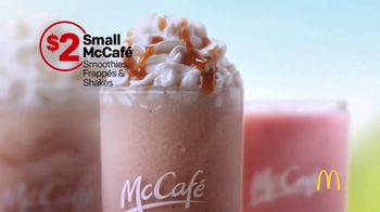 McDonald\'s McCafé TV Spot, \'Stay Cool\'
