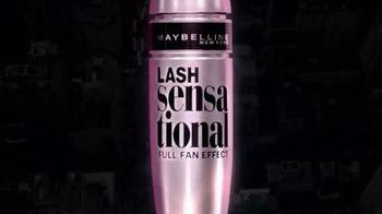 Maybelline New York Lash Sensational TV Spot, 'Layers of Lashes'