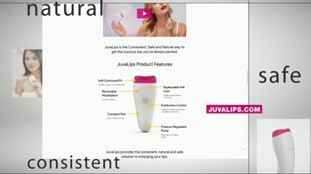 JuvaLips TV Spot, 'Amazing Results'