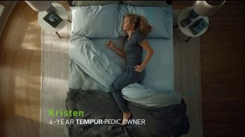 Tempur-Pedic TV Spot, 'Stay out Front' Featuring Kristen Hetzel