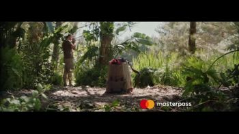 MasterCard MasterPass TV Spot, 'Pelican Took My Wallet'