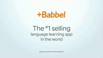 Babbel TV Spot, 'Remembering'