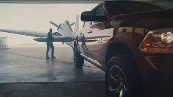 Ram Trucks Drive and Discover Event TV Spot, 'Airplane Rescue'
