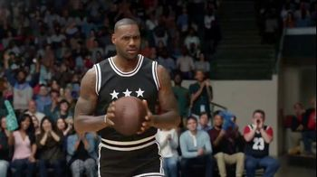 Intel TV Spot, 'Outdated Equipment: Data' Feat. LeBron James, Jim Parsons