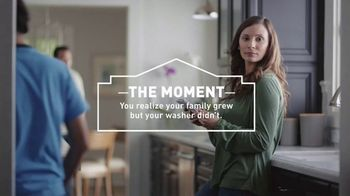 Lowe's Go Fourth Holiday Savings Event TV Spot, 'Growing Family'