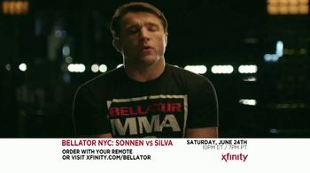 XFINITY On Demand TV Spot, 'Bellator NYC: Sonnen vs. Silva'