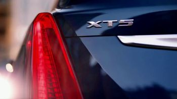 2017 Cadillac XT5 TV Spot, 'Another Crossover' Song by Slow Magic - Thumbnail 4
