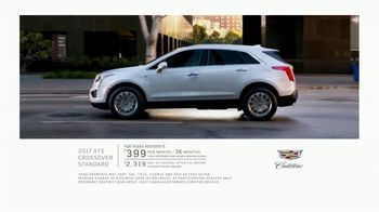 2017 Cadillac XT5 TV Spot, 'Another Crossover' Song by Slow Magic