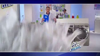 OxiClean White Revive TV Spot, 'Laundry Lab'