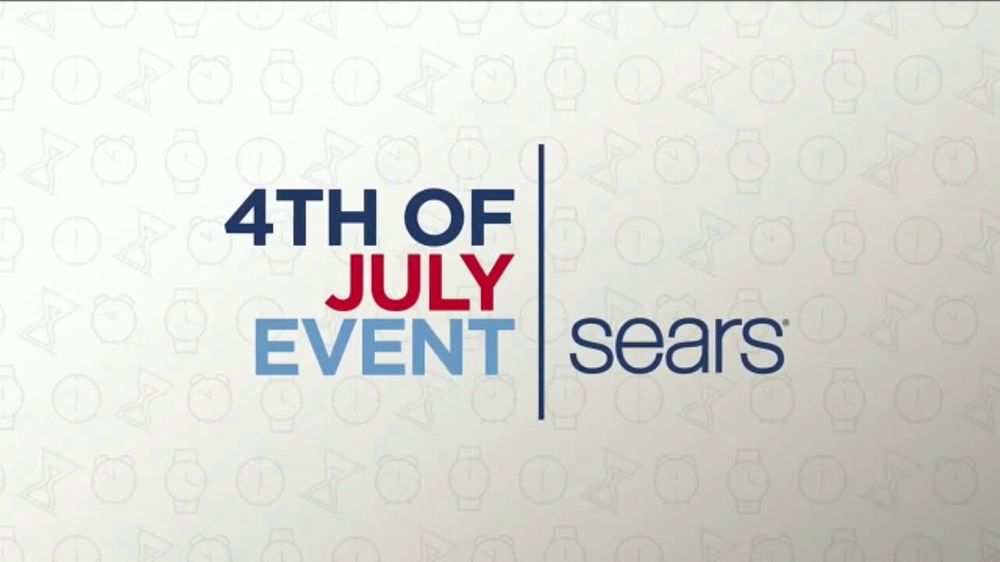 Sears coupons july 4th
