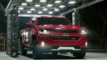 2017 Chevrolet Silverado 1500 TV Spot, 'Conveying Powerful'