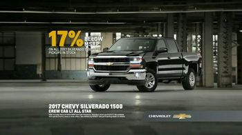2017 Chevrolet Silverado 1500 TV Spot, 'Conveying Powerful'