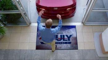 Hyundai 4th of July Sales Event TV Spot, 'Any New Hyundai'