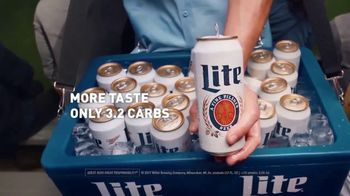 Miller Lite TV Spot, 'Stay in the Game' Song by Tennessee Jet