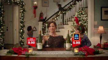 aldi tv spot i like aldi white wine - White Christmas On Tv