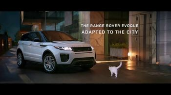 2017 Range Rover Evoque TV Spot, 'Jungle'
