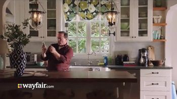 Wayfair TV Spot, 'Dance of the Dwelling'