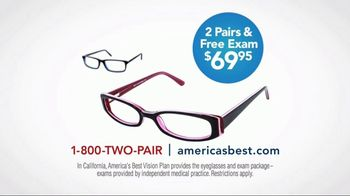 America's Best Contacts and Eyeglasses TV Spot, 'Playground' - Thumbnail 10