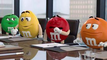 M&M's Caramel TV Spot, 'Group Talk'