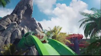 Universal Orlando Resort TV Spot, 'Volcano Bay'