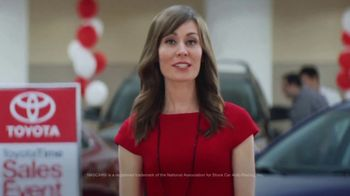 Toyota Time Sales Event TV Spot, '2017 Camry and Camry Hybrid' - 3 commercial airings