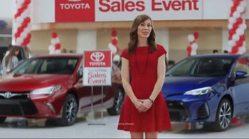 Toyota Time Sales Event TV Spot, '2017 Camry LE' - 7 commercial airings